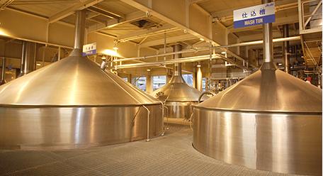 asahi factory tours asahi breweries