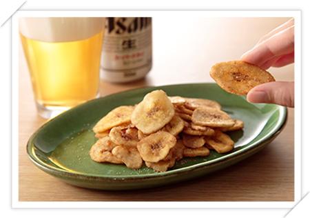 チップス 作り方 バナナ 【超簡単!!】ドライフルーツの作り方 バナナ・りんご・みかん編