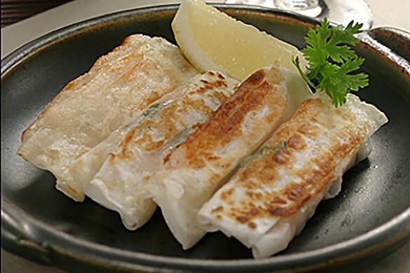 海鮮棒餃子