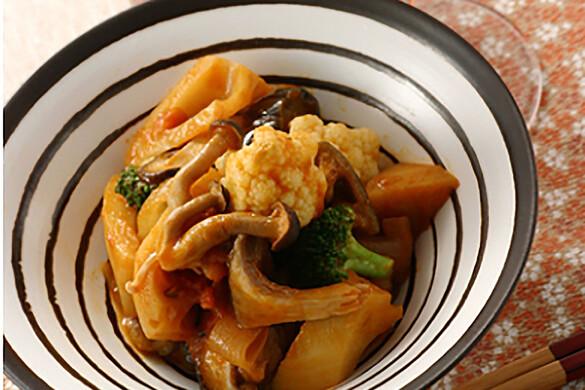 和野菜のラタトゥイユ