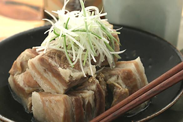 塩豚の焼酎煮