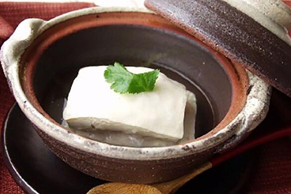 豚と豆腐のショウガ蒸し