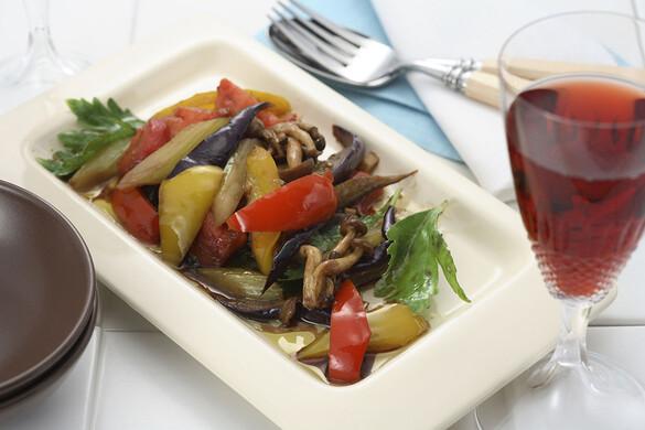 野菜のバルサミコ酢マリネ