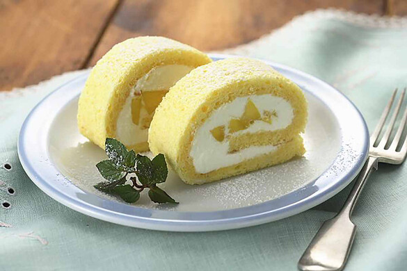 マンゴ−ロールケーキ