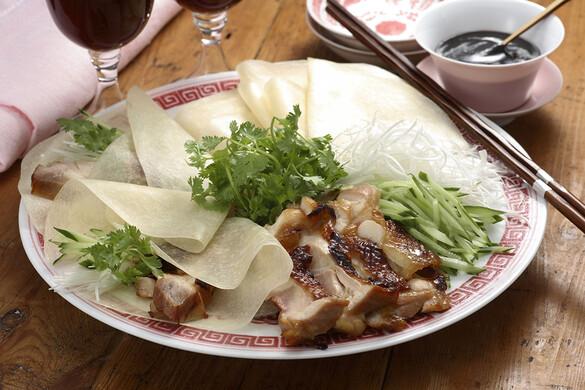 チキンの北京ダック風