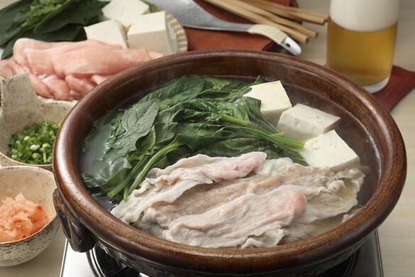 スタミナ常夜鍋