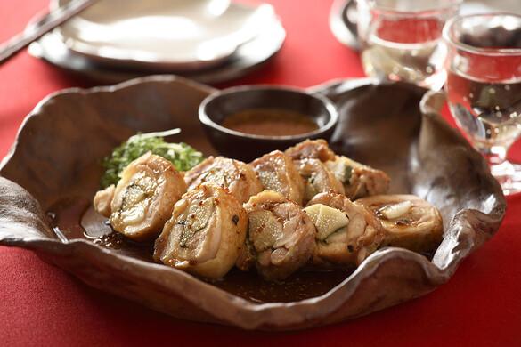 チキンロール(照り焼き味)