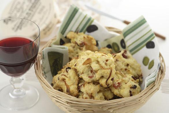パンチェッタ&タマネギのお食事パン