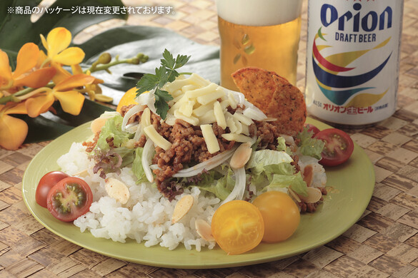 沖縄:タコライス
