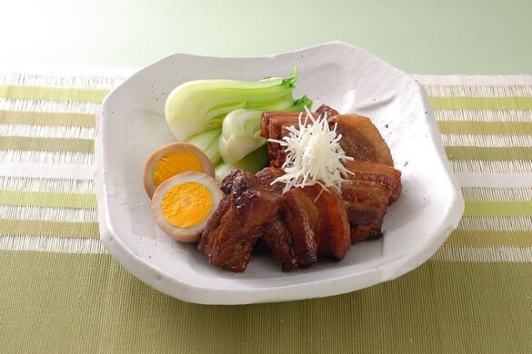 豚バラのサッパリ角煮