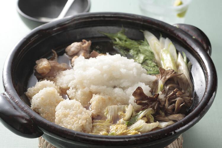 レシピ きりたんぽ 鍋