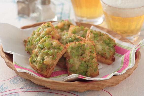 空豆エビパン