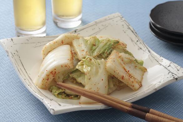 サラダ風キムチ