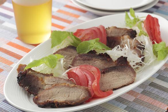 味噌焼き豚
