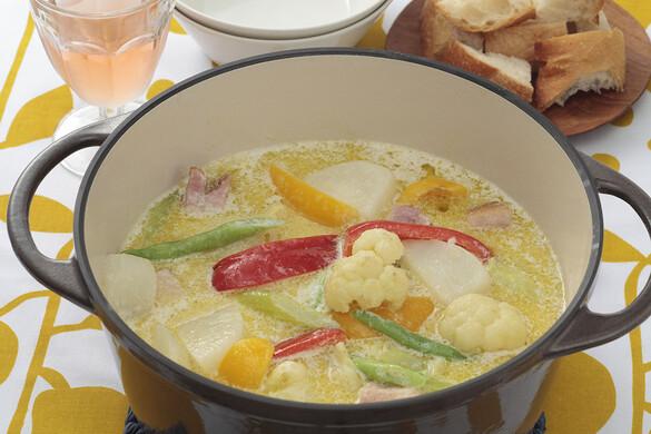 バーニャカウダ鍋