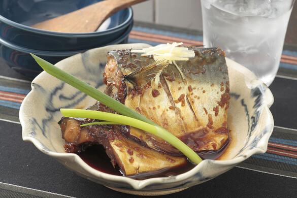 島根:鯖のいり焼き
