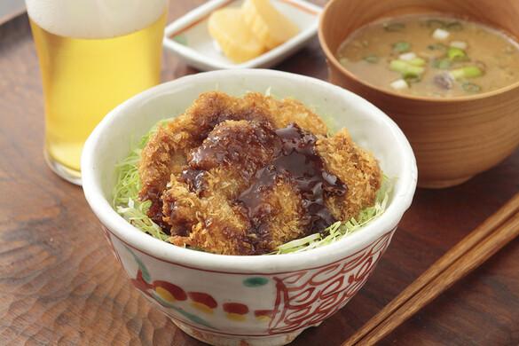 福井:ソースカツ丼