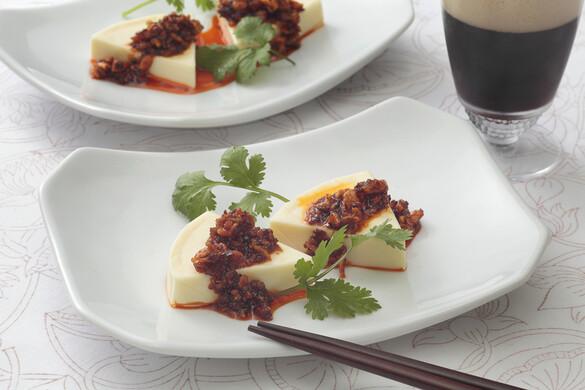 ピリ辛中華風チーズ