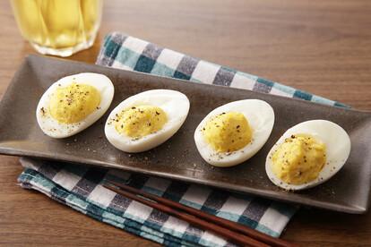 グレードアップゆで卵