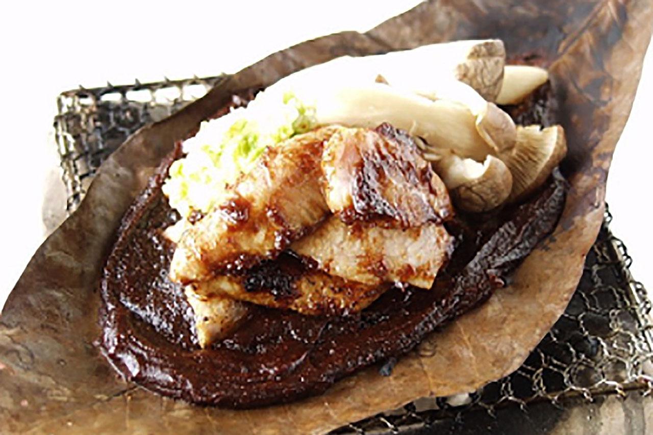 レシピ 朴 葉 味噌