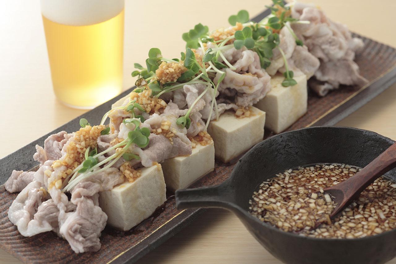 用 豚肉 レシピ しゃぶしゃぶ
