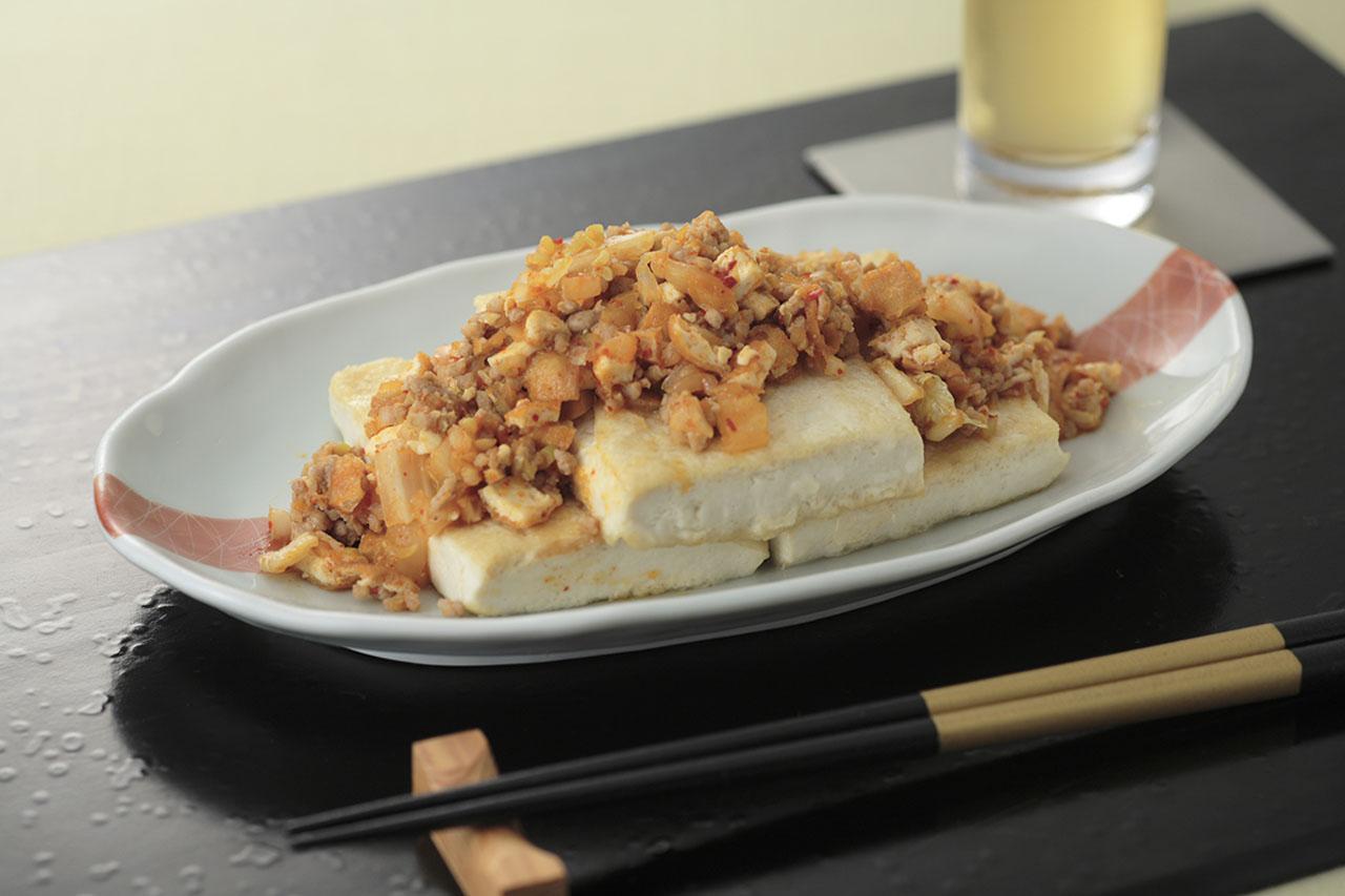レシピ 厚 揚げ 豆腐