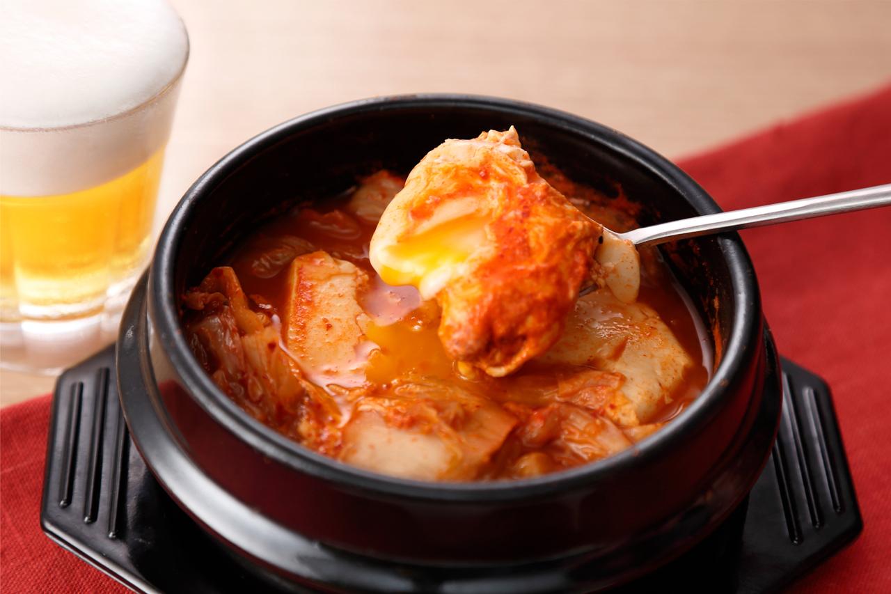 レシピ 豆腐 チゲ