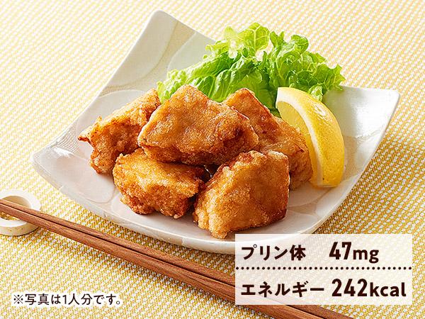 プリン 体 豆腐