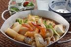 海鮮タイスキ風ピリ辛鍋