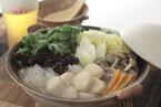 ホタテと白菜の煮込み鍋