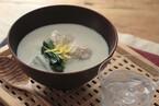 ゴボウの和風スープ