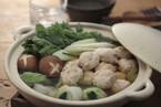 鮭のつみれ鍋