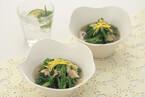 菜の花とあさりのさっぱり煮