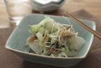 白菜とザーサイのサラダ