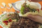 牛肉のメキシカンマリネ