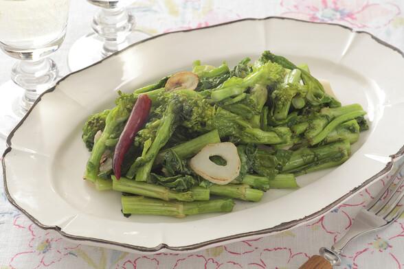 菜の花のアーリオ オーリオ