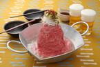 ミートマウンテン鍋(肉盛り鍋)