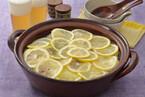 爽やかレモン鍋