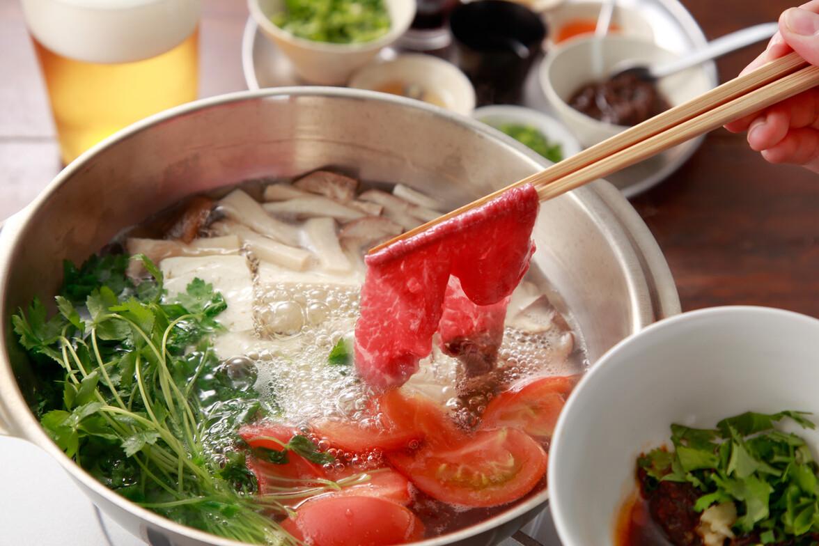 シンプル沙茶火鍋